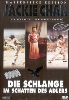 Jackie Chan - Die Schlange im Schatten des Adlers (2 DVDs)