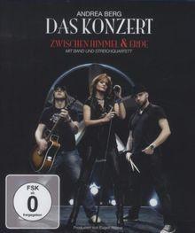 Andrea Berg - Zwischen Himmel und Erde [Blu-ray]