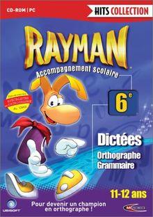 Rayman : Dictées 6ème