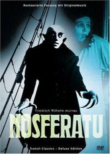 Nosferatu - Eine Symphonie des Grauens (Steelbook) [Deluxe Edition]