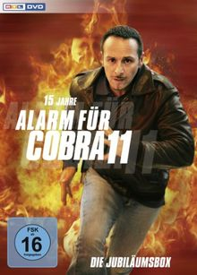 Alarm für Cobra 11 - Jubiläumsbox [2 DVDs]