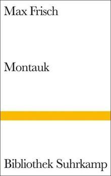 Montauk: Eine Erzählung (Bibliothek Suhrkamp)