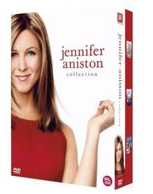Collection Jennifer Aniston - Coffret 3 DVD