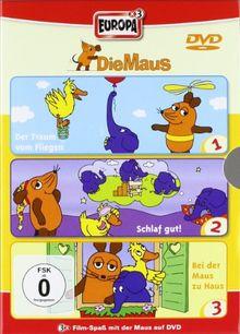 Die Maus 10 - 01/3er Box-Folge 1-3 [3 DVDs]