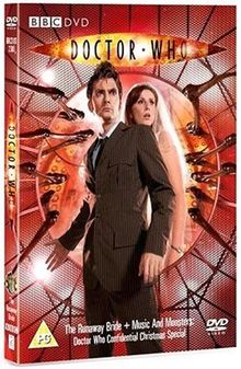 Doctor Who - Series 3 Christmas Special - The Runaway Bride [UK Import]