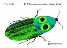 KLICK musst du machen, kleiner Käfer!