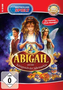 Abigail und das Königreich der Jahrmärkte