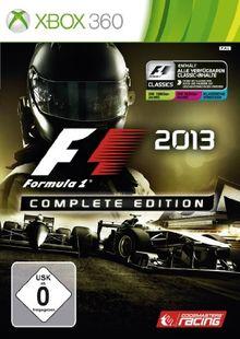 F1 2013 Complete Edition - [Xbox 360]
