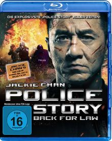 Jackie Chan - Police Story - Back for Law [Blu-ray]