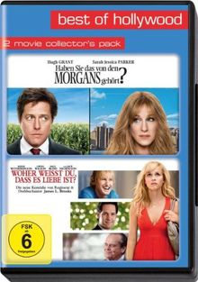 Best of Hollywood 2012 - 2 Movie Collector's, Pack 119 (Haben Sie das von den Morgans gehört?/ Woher weißt du, dass es Liebe ist?) [2 DVDs]