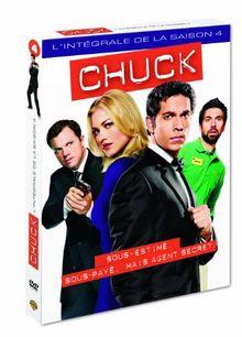 Chuck, saison 4