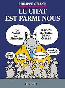 Le Chat 23 - Le Chat Est Parmi Nous (Les albums du Chat, 23)