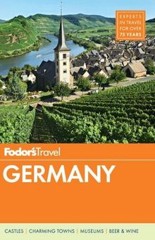 Fodor's Germany (Full-color Travel Guide, Band 27)