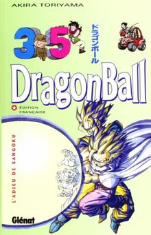 Dragon Ball, tome 35 : L'Adieu de Sangoku
