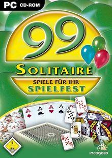 99 Solitaire-Spiele für Ihr Spielfest