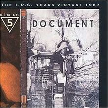 Document:the I.R.S.Years 1987