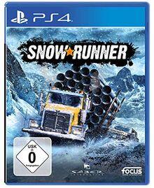 Snowrunner: Standard Edition USK - Standard-Edition [Playstation 4]