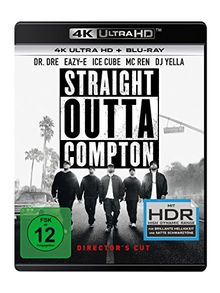 Straight Outta Compton (4K Ultra HD) (+ Blu-ray 2D)