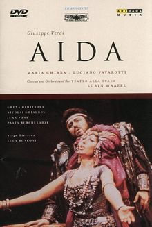 Verdi, Giuseppe - Aida
