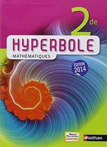 Mathématiques 2e Hyperbole