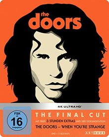 The Doors - The Final Cut / Limited Steelbook Edition / 4K Ultra HD (+ 2 Bonus Blu-rays)
