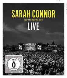 Sarah Connor - Muttersprache - Live [Blu-ray]