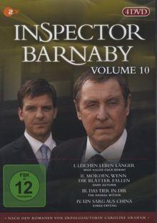 Inspector Barnaby, Vol. 10 [4 DVDs]