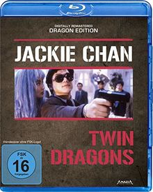 Twin Dragons - Dragon Edition [Blu-ray]