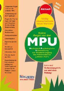 Keine Angst vor der MPU 2009