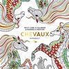 Chevaux : Petit livre à colorier & pensées à méditer
