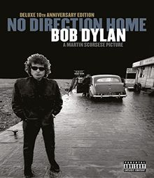 Bob Dylan - No Direction Home (A Martin Scorsese Picture Deluxe 10th Anniversary Edition) [Blu-ray]