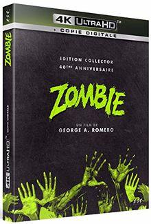Zombie 4k ultra hd [Blu-ray] [FR Import]