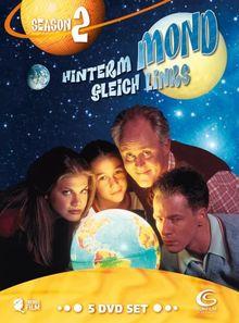 Hinterm Mond gleich links - Season 2 (5 DVDs)