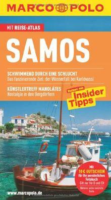 MARCO POLO Reiseführer Samos: Reisen mit Insider-Tipps. Mit Reiseatlas und Sprachführer Griechisch