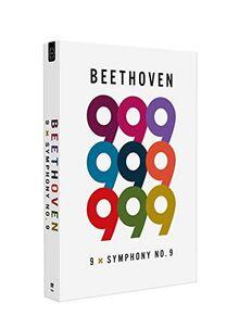 Beethoven - 9x Symphony No. 9 [9 DVDs]