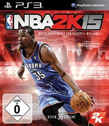 NBA 2K15 - [Playstation 3]