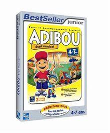 Adibou - éveil musical 2006 : maternelle et CP (4-7 ans)