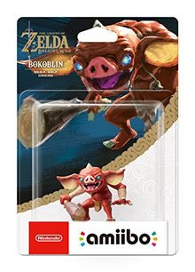 Bokoblin amiibo The Legend of Zelda (Breath of the Wild)