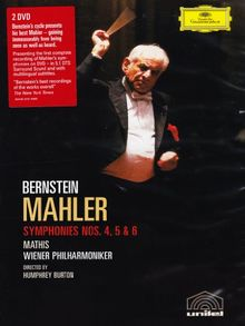 Mahler, Gustav - Sinfonie Nr. 4, Nr. 5, Nr. 6 [2 DVDs]