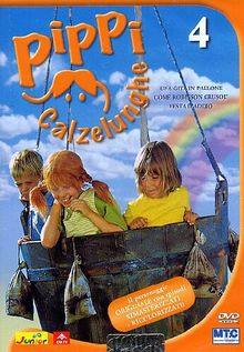 Pippi Calzelunghe (Medusa) Volume 04 [IT Import]