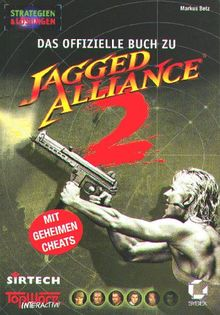 Jagged Alliance 2 - Lösungsbuch