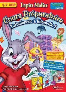 Lapin Malin CP : Turbulence à Edenville ! - version 2005/2006