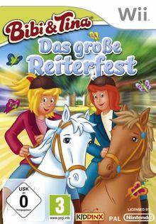 Bibi & Tina - Das große Reiterfest [Software Pyramide]