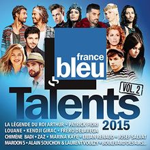 Talents France Bleu 2015, Vol. 2