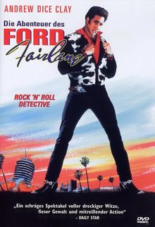 Ford Fairlane - Rock'n' Roll Detective