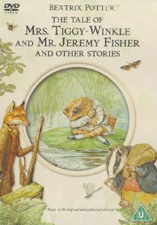 Beatrix Potter - The Tales of Mrs Tiggy Winkle and Mr Jeremy Fisher [UK Import]