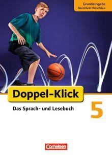 Doppel-Klick - Grundausgabe Nordrhein-Westfalen: 5. Schuljahr - Schülerbuch