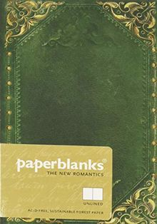 Paperblanks - The New Romantics Velvet Cape - Notizbuch Mini Unliniert