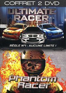 Coffret voiture : ultimate racer ; phantom racer [FR Import]