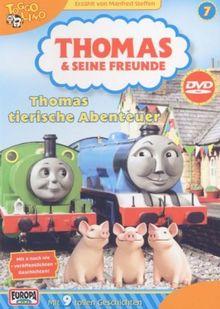 Thomas und seine Freunde (Folge 07) - Thomas tierische Abenteuer